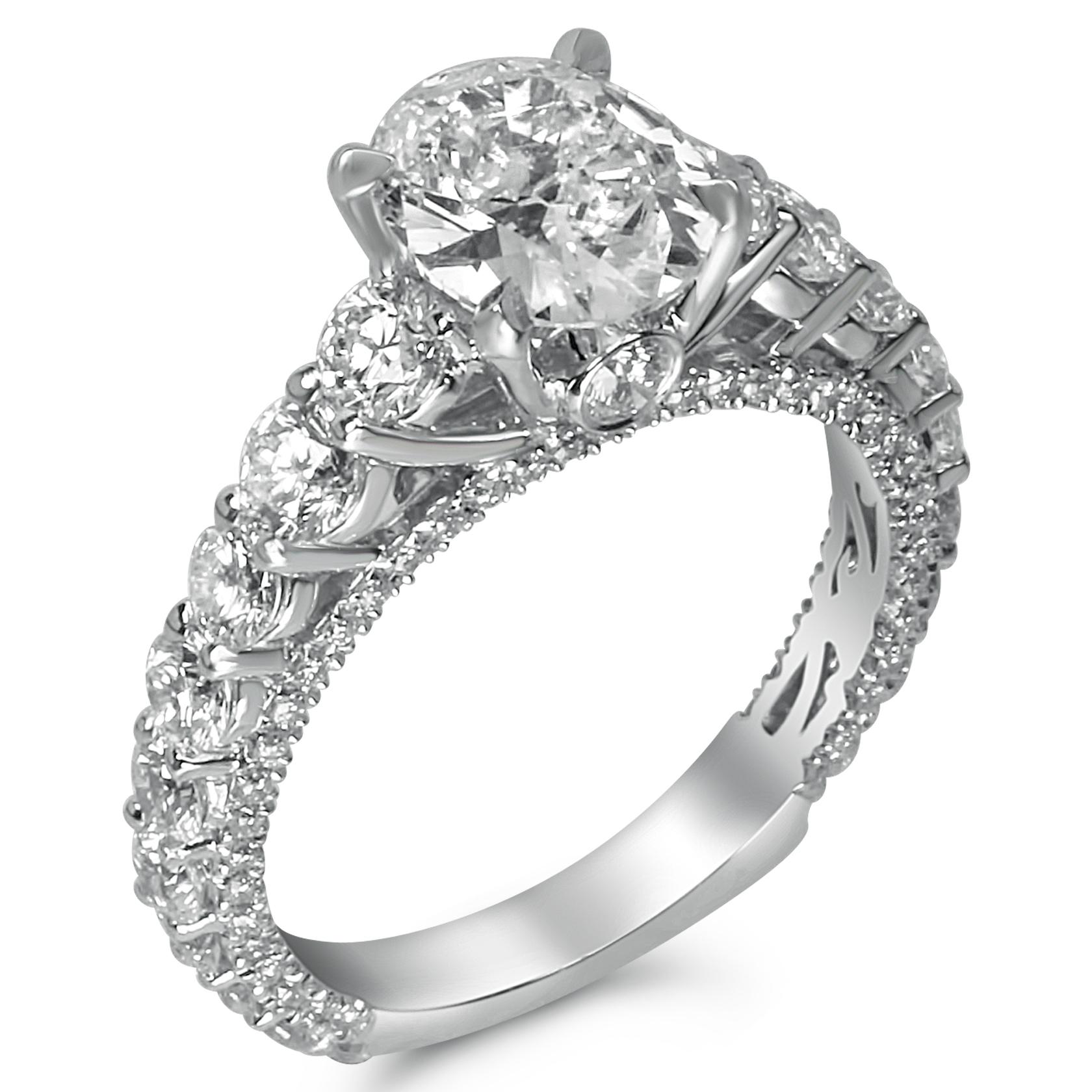 designer engagement ring in houston