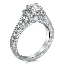 Antique Engagement Rings in Houston