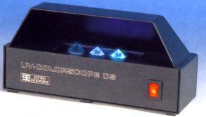 florescence tester